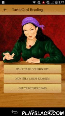 Tarot Card Reading & Horoscope  Android App - playslack.com ,  Will you become a millionaire? What will be your life like in 2016? What will be your day like? Will your love life be happy? Will you travel abroad next year? What will your day be like? How will your health be next month? Will you face any issues with family or friends? Find instant answers to your questions totally free with genuine Tarot Card Reading. Know your future with Tarot Cards. Simply think of a question in one of the…
