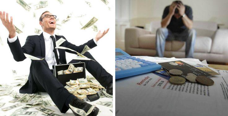 95% van de populatie gelooft dat als ze #financieel #rijk worden, ze per definitie financieel #onafhankelijk worden. Niets is minder waar; iemand die financieel rijk is, is niet per definitie financieel vrij! Ik ken rijke mensen die elke dag ontzettend hard moeten #werken om hun #rijkdom en #levensstijl te kunnen behouden. Dit is geen #vrijheid!