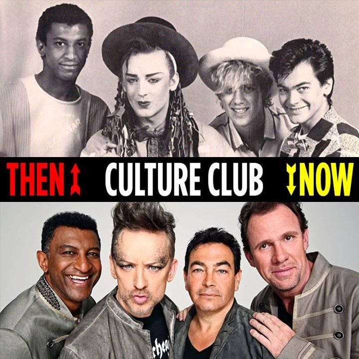 We've come a long way and Boy George & Culture Club's still looking & sounding as good as ever!   Down to 28 days till we get to catch the legendary Culture Club  Live in Singapore   Tickets are selling real fast....(get em' now!) http://ift.tt/2fk0sHu