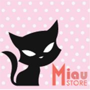 Logotipo Tienda Miau Store