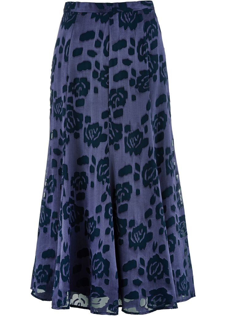 Длинная юбка, bpc selection premium, темно-синий