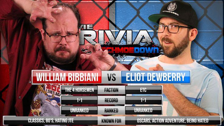 Movie Trivia Schmoedown: William Bibbiani vs. Eliot Dewberry - https://www.gothiclife.win/movie-trivia-schmoedown-william-bibbiani-vs-eliot-dewberry/