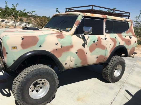116 best scout images on pinterest jeep boy scouting and 4x4 4 x 4 w lots of extras 345 motor with auto trans arb air lockers front and rear warn winch xd 9000i warn locking hubs new 35 tires air compressor on board sciox Images