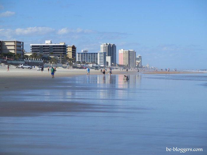 Пляж, США, Дайтона-бич