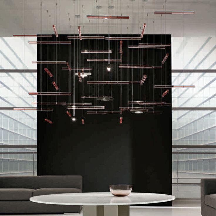 AXO light: lightning or art installation?  #light #interior #design #decor