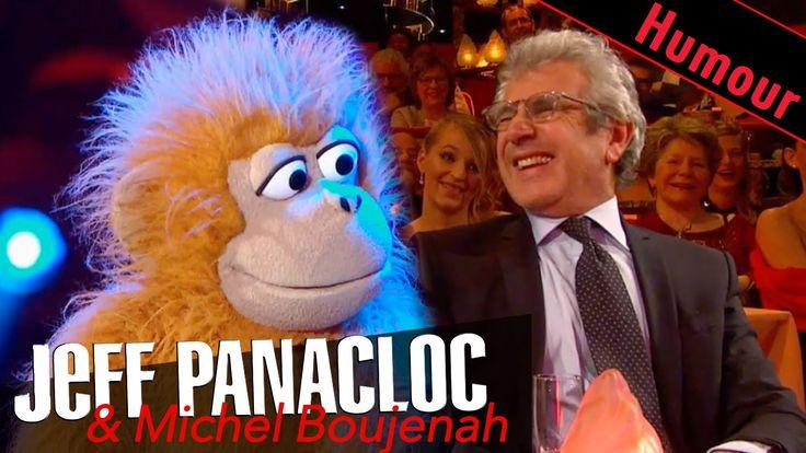 Jeff Panacloc et Jean Marc Avec Michel Boujenah / Live dans le plus gran...