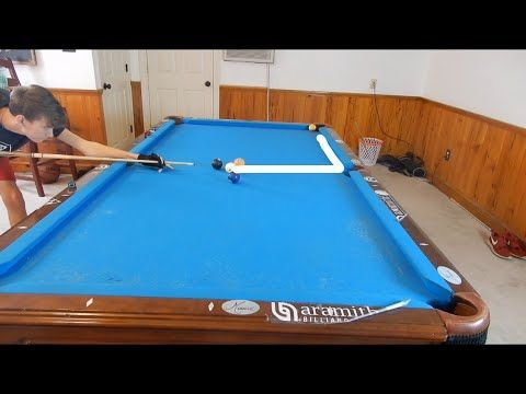 How to Curve the Cue Ball | Exactly Where to Hit - YouTube