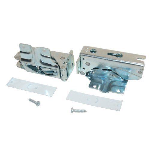 http://ift.tt/1mbhTLk Original SIEMENS Kühlschrank Gefrierschrank Tür-Scharnier Kit 481147 PACK VON 2 ##sosilun