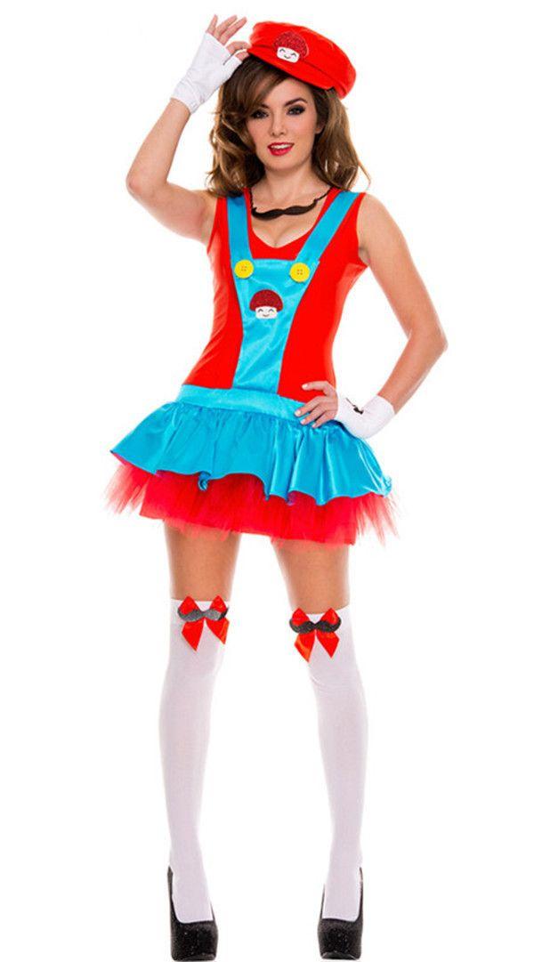 Super Mario mascot cartoon costume/hot sale cartoon costume, Super Mario Adult Size Cartoon Mascot Costume Suit