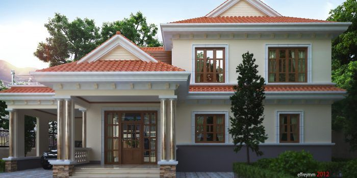 Homeowners Choice 2 Story House Pinoy House Designs Pinoy House Designs Bungalow House Plans Bungalow Design Modern Bungalow