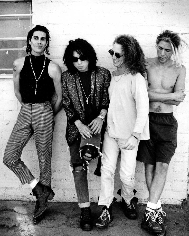 Jane's Addiction.