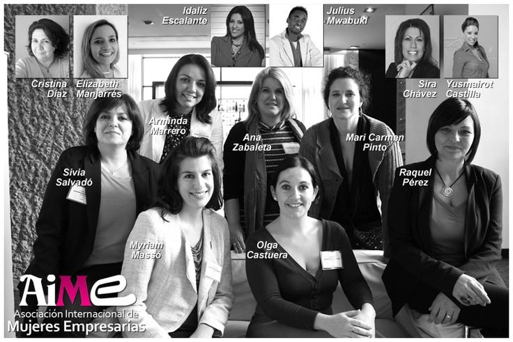 Te presento al panel de Expertos que colaboran en AiME para entregarte lo mejor de ellos y ayudarte a cumplir todas tus metas, son los mejores! por eso estan en AiME!! Conocelos en http://www.empresariasyemprendedoras.org/expertos/