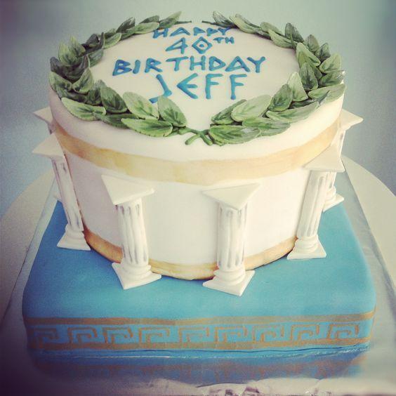 Greek Mythology Party Theme Google Search: 49 Best Greek Mythology Birthday Party Images On Pinterest