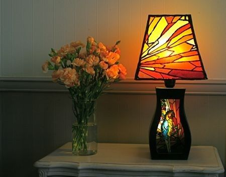 Cardboard Lamp DIY