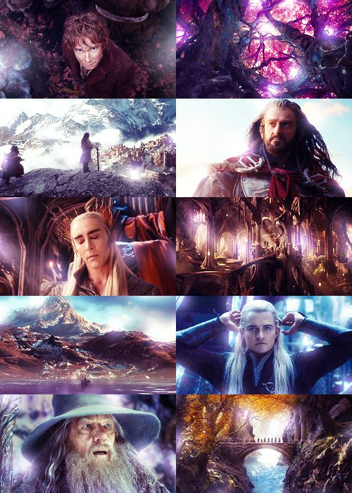 A lot of people are talking about Richard Armitage, Martin Freeman, Orlando Bloom, Aidan Turner even Ian McKellan, and they should be, but what about Lee Pace. That man is fabulous.<-- I agree but the majesty of Thorin is unbeatable