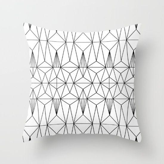My Favorite Pattern 1 Throw Pillow