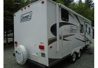 Seen on Arbutus RV: 2012 Coleman CT249RH  STK# 12C1239