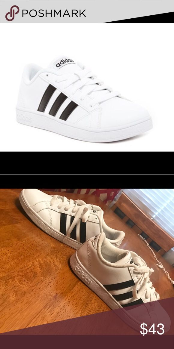 Adidas Baseline Sneakers Great condition! adidas Shoes Sneakers