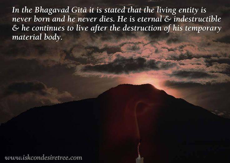 The Living Entity  For full quote go to: http://quotes.iskcondesiretree.com/srila-prabhupada-on-the-living-entity/  Subscribe to Hare Krishna Quotes: http://harekrishnaquotes.com/subscribe/  #LivingEntities
