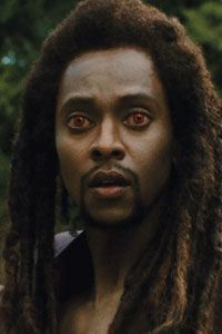 """Edi Gathegi was born in Nairobi, Kenya and grew up in Albany, California. He has a younger sister """"Betty G"""" and an older brother """"Nate Dawg...."""