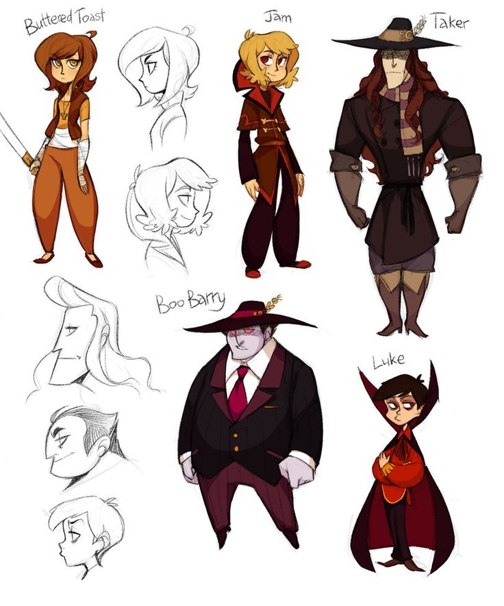 Bt Anime Characters : Bt characters by xamag on deviantart cartoon pinterest