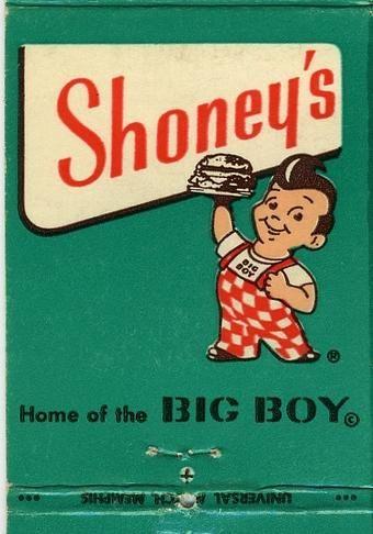 Shoney's Big Boy Restaraunt - Huntsville, AL