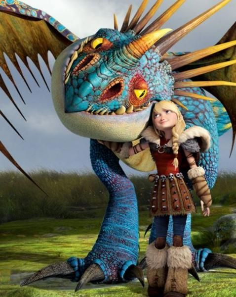 Astrid Viking Costume from How to Train Your Dragon 2