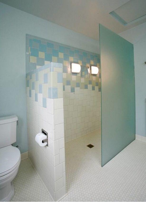 Doorless Shower Ideas Walk In 22 Doorless Shower Tiny House Bathroom Bathroom Shower Design