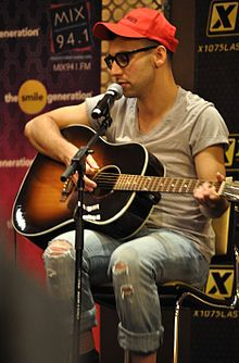 k Michael Antonoff(born March 31, 1984) is an American musician and songwriter. He is best known as the lead singer and songwriter ofBleachers, and lead guitarist of theindie rockbandFun.