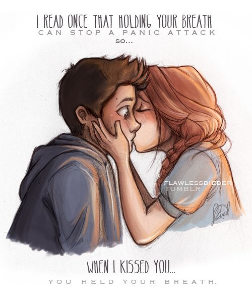 """When I kissed you, you held your breath"" ~Lydia to Stiles~"