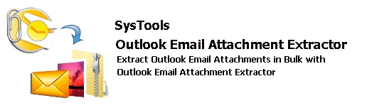 Extract Outlook Attachments with Microsoft Outlook attachments extractor that allows you to save attachments in separate folder as according to your need.