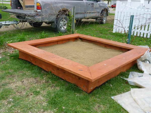 Sandbox Design Ideas build a sandbox If Do Grown Up Sandbox In Grassy Area I Like This Modern Design But Incorporate The Full Covertable Design That Turns Into Short Backed Seats And