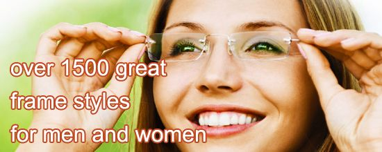 15% off cheap prescription glasses sign up now to save your money, world wide free shipping.