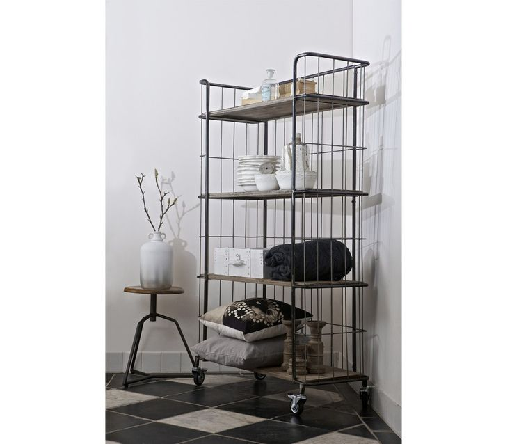 Be Pure Home - Trolley Large - Be Pure Home - Merken | NaSmaak - meer dan design