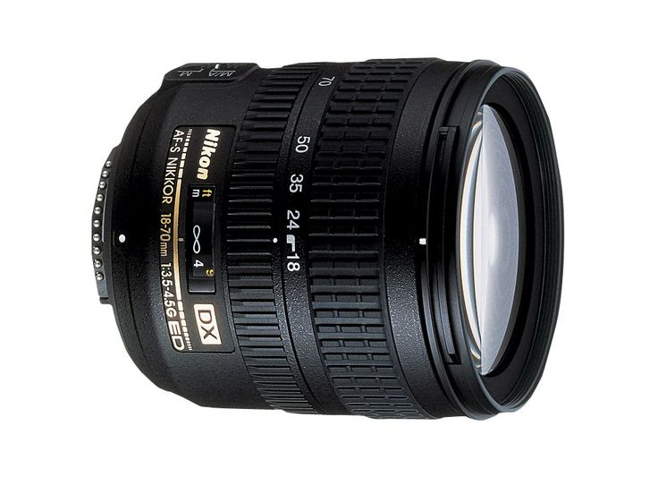 Nikon Nikkor 18-70mmf3.5-4.5G ED-IF AF-S DX review | Originally sold as a kit lens for Nikon's D70 D-SLR, the Nikkor 18-70mm has a near-silent autofocus system, which was very speedy in operation. Handling is a joy, with fully internal focusing and a non-rotating front element Reviews | TechRadar