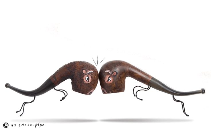 Everyday Objects Transformed into Whimsical Characters Gilbert Legrand - Sculptures