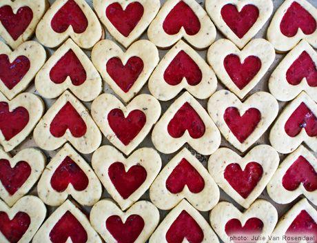 Hearts, hearts, hearts!