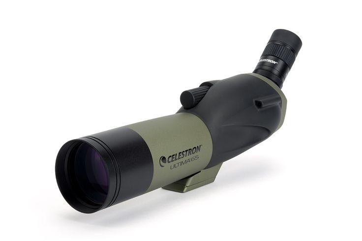 Sport Optics - Spotting Scopes - Celestron - Ultima 65 - 45 Degree Spotting Scope