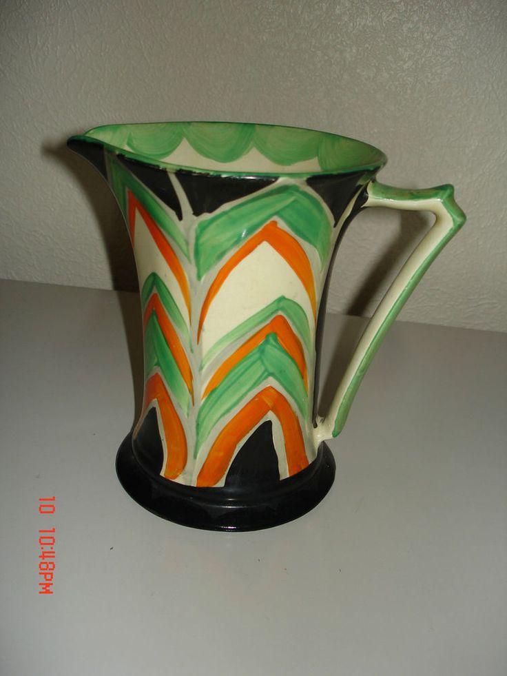 227 Best Myott Amp Sons Art Deco Pottery Ceramics Images On Pinterest Children Guys And Sons
