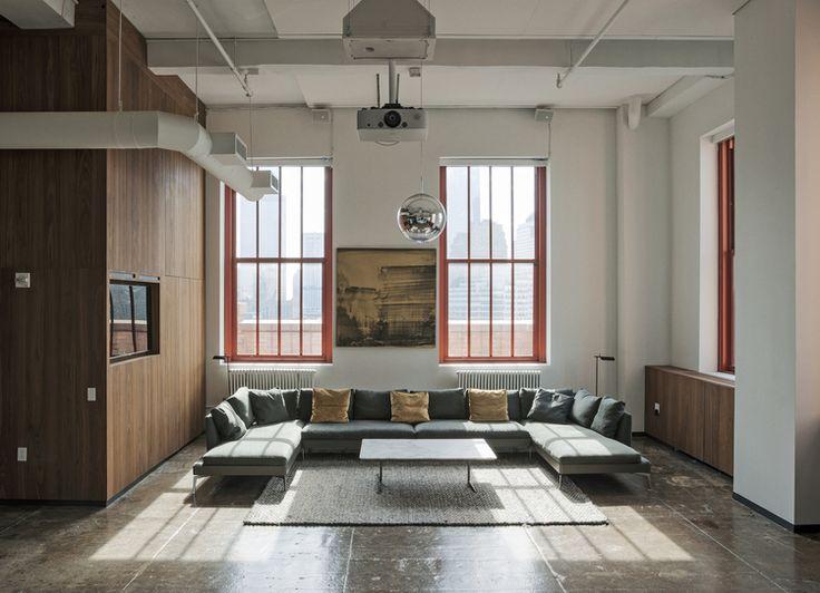 Neem een kijkje in het nieuwe kantoor van FiftyThree — ijsthee