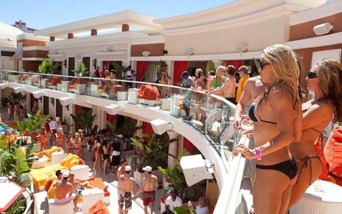 Pool Parties at Encore Beach Club