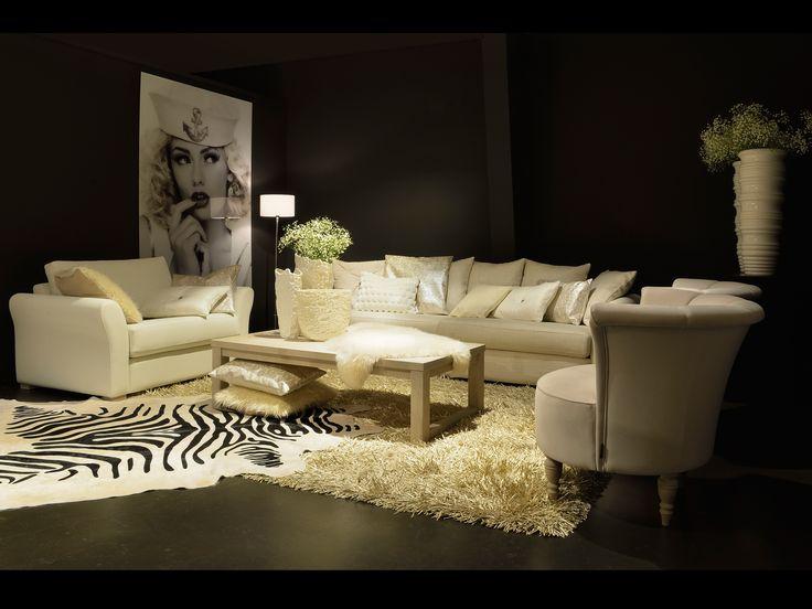 49 beste afbeeldingen over meubitrend sfeer op pinterest Schilderij woonkamer