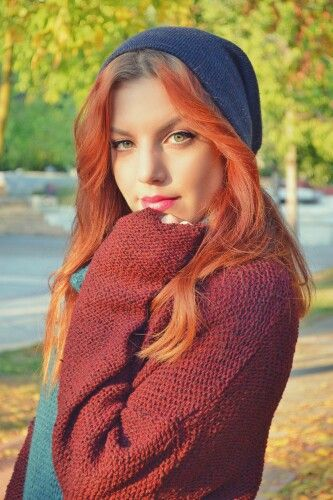 #hair #red #trend