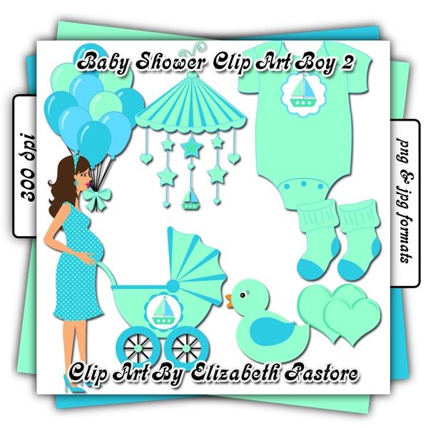 baby shower boy clip art clip art pinterest