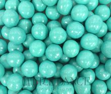 500 gram (half kilo) bags of Turquoise chocolate beans for kids birthday parties, weddings, chocolate party favors & lolly bags. For sale online in Australia – Australian website.