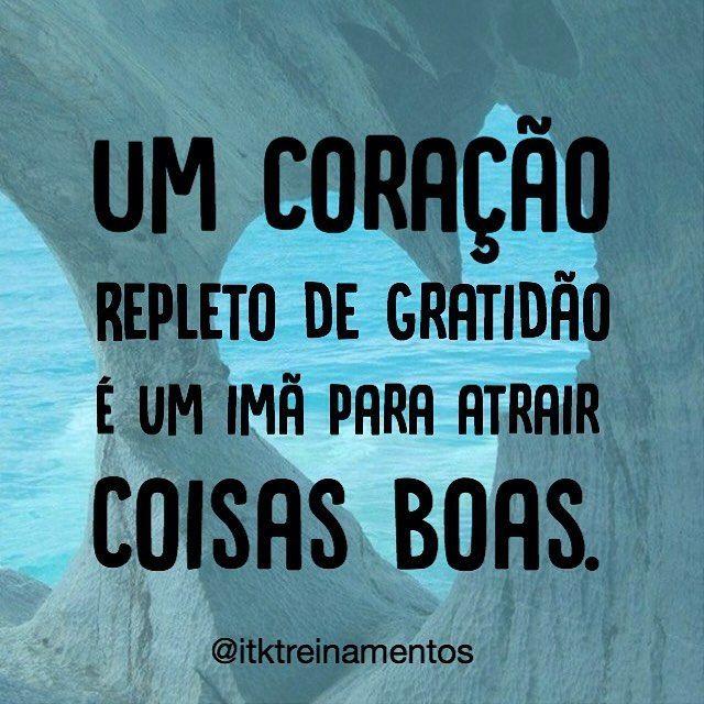 """bynina: """" #regram @itktreinamentos Lembre-se sempre disso! Boa noite! #frases #gratidão #energiaboa #paz #goodvibesonly #itktreinamentos """""""