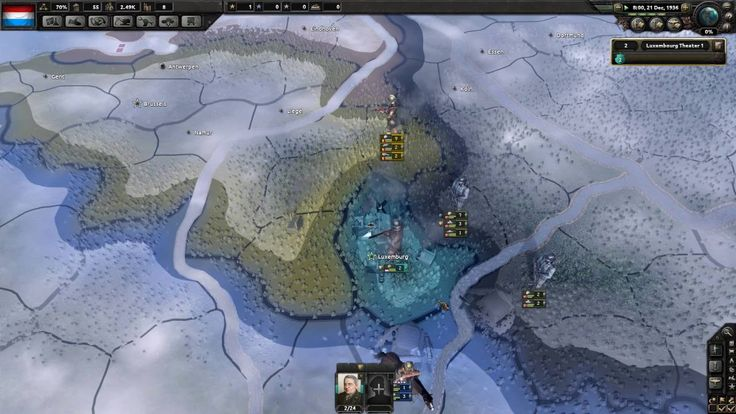 Hearts of Iron IV - Luxembourg Survival - Part 2