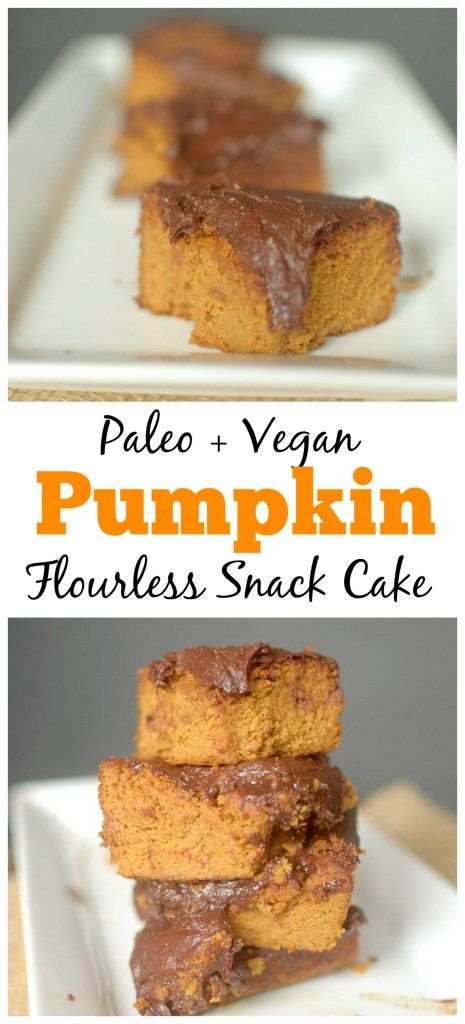 Paleo Pumpkin Chocolate Cake