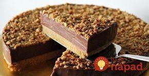 Tento recept som videla na internete, skúsila som a zbláznila sa doň celá rodina: Neskutočná tvarohová torta s Nutellou, bez pečenia a varenia