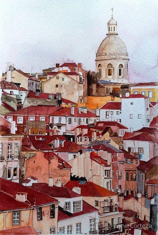 7518 best portugal maravilhoso images on pinterest for Architecture lisbonne